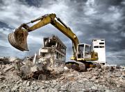 Нашей услугой сноса и демонтаж зданий воспользовался завод по производству мототехники